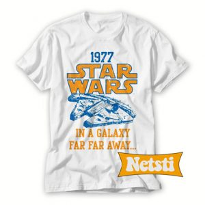 1977 Star Wars Chic Fashion T Shirt