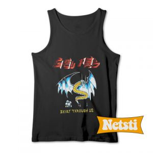 Stray Rats Dragon Chic Fashion Tank Top