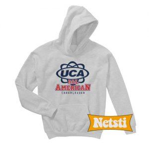 UCA All American Cheerleader Chic Fashion Hoodie