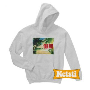 Vacation Chic Fashion Hoodie
