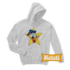 Donald Duck Chic Fashion Hoodie