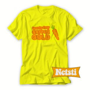 24 Carrot Gold Chic Fashion T Shirt