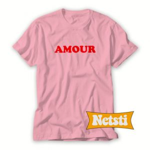 Amour Cooper Chic Fashion T Shirt
