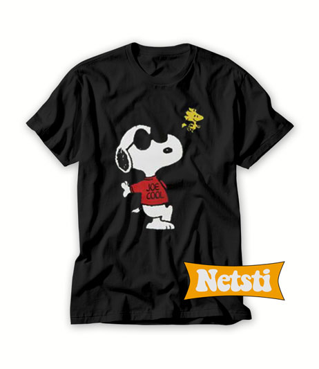 8beab21f383583 Snoopy & Woodstock Chic Fashion T shirt Unisex This Year