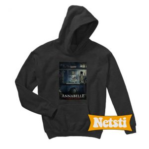 Annabelle comes home Chic Fashion Hoodie