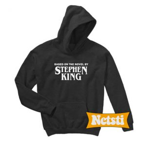 Based on the novel by stephen king Chic Fashion Hoodie