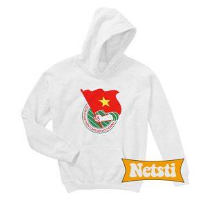 Communist Youth Union Chic Fashion Hoodie