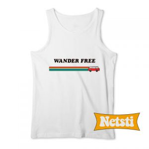 Wander Free Chic Fashion Tank Top
