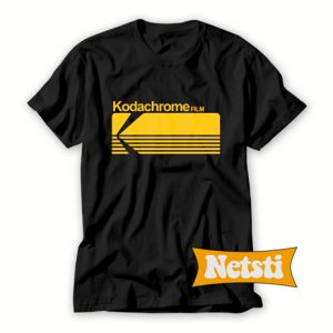 Kodachrome Chic Fashion T Shirt