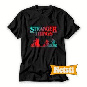 Stranger Things Gradually Chic Fashion T Shirt