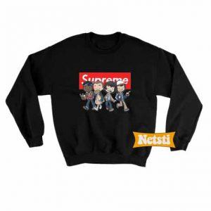 Stranger kids Chic Fashion Sweatshirt