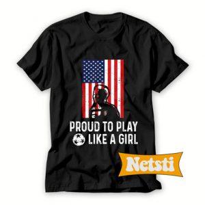Cool USA Women Soccer France 2019 Rapinoe Chic Fashion T Shirt