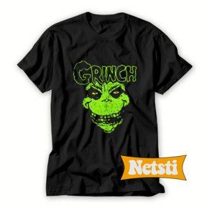 Grinch Chic Fashion T Shirt