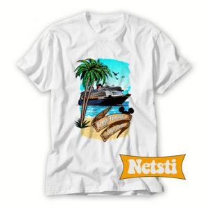 Test cruise Chic Fashion T Shirt