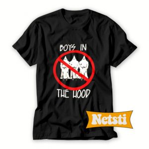 Vintage Anti-KKK Bootleg Chic Fashion T Shirt