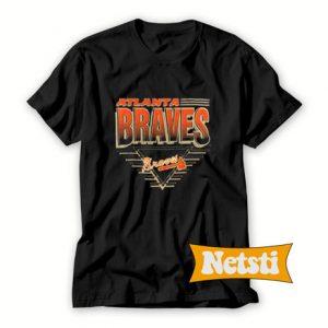 Vintage Atlanta Braves Chic Fashion T Shirt