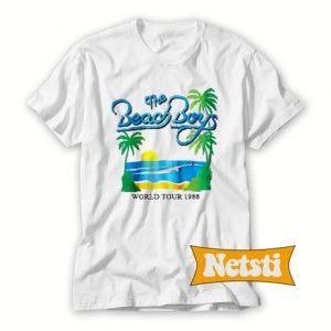 Vintage Beach Boys Chic Fashion T Shirt