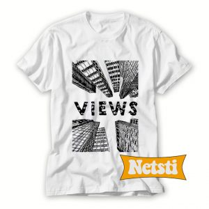 Views drake Chic Fashion T Shirt