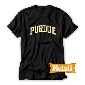 Stranger Things Purdue Chic Fashion T Shirt