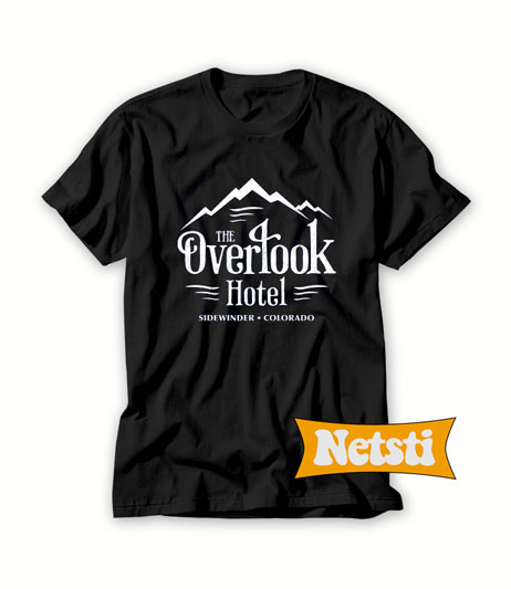 The Overlook Hotel Chic Fashion T Shirt