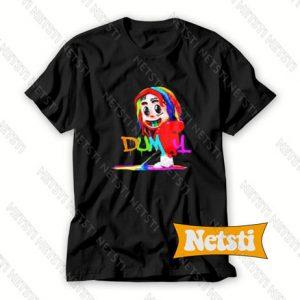 6ix9ine Dummy Boy Chic Fashion T Shirt