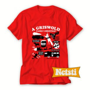 A Griswold Family Christmas Chic Fashion T Shirt