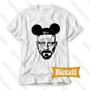 Breaking Bad Mickey head Chic Fashion T Shirt
