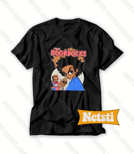 The Boondocks Chic Fashion T Shirt