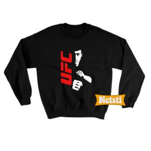 UFC Bruce Lee Chic Fashion Sweatshirt