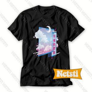 Vaporwave Aesthetic Chic Fashion T Shirt