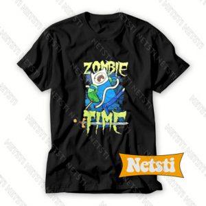 Zombie Time Chic Fashion T Shirt