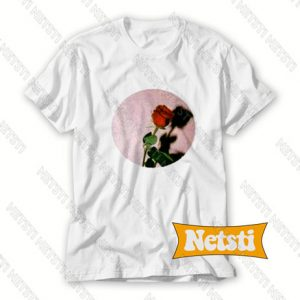 Aesthetic Rose Chic Fashion T Shirt