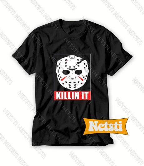 Jason Killin It Chic Fashion T Shirt