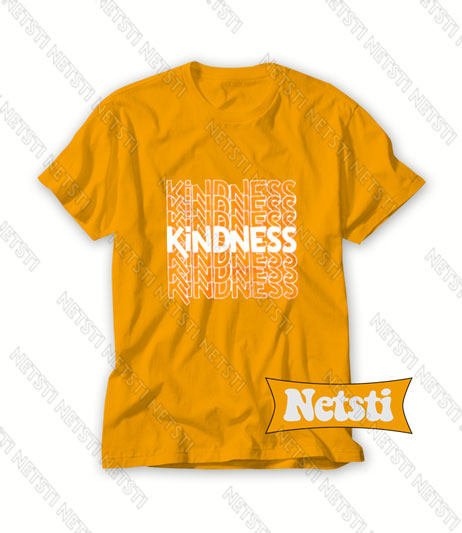 Kindness Chic Fashion T Shirt
