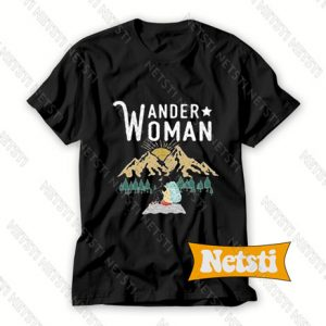 Wander Woman Chic Fashion T Shirt