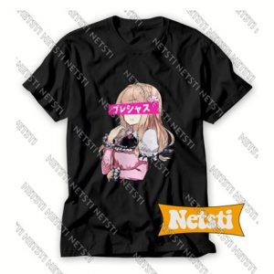 Anime Waifu Chic Fashion T Shirt