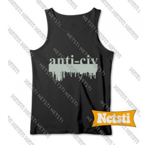 Anti civ Chic Fashion Tank Top