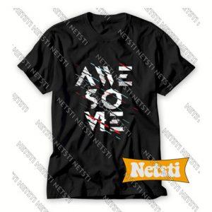 Awesome Chic Fashion T Shirt