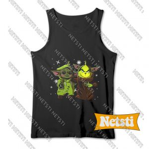 Baby Yoda Seagulls Stop It Now Chic Fashion Tank Top