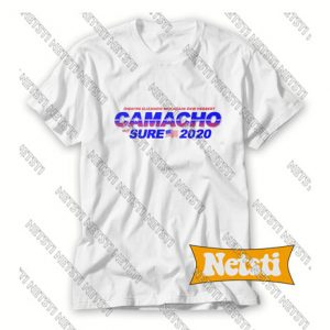 Camacho not sure 2020 Chic Fashion T Shirt