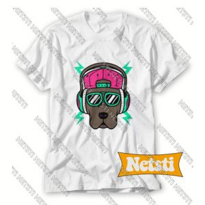 Cool Dog Chic Fashion T Shirt