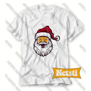 Happy Santa Chic Fashion T Shirt