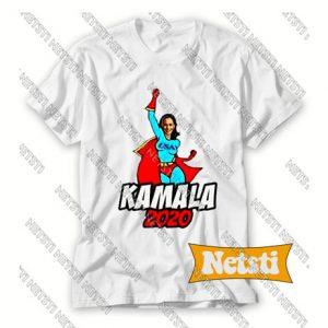 Kamala 2020 Wonder Woman Chic Fashion T Shirt