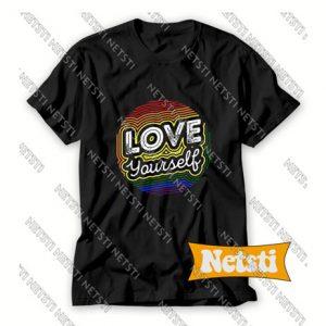 Love Yourself Chic Fashion T Shirt