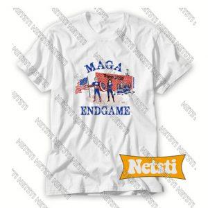 Maga endgame trump 2020 Chic Fashion T Shirt