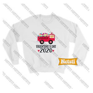 Valentines Day 2020 Chic Fashion Sweatshirt