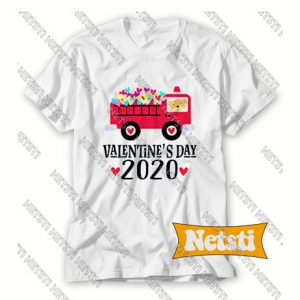 Valentines Day 2020 Chic Fashion T Shirt
