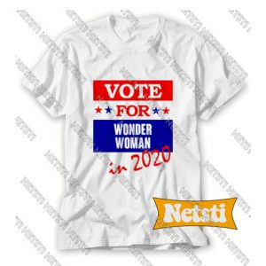Wonder Woman 2020 Chic Fashion T Shirt