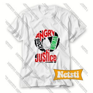 Afro Justice Chic Fashion T Shirt