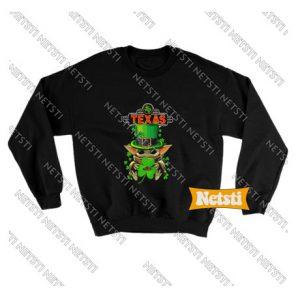 Baby Yoda Hug Texas Roadhouse Chic Fashion Sweatshirt